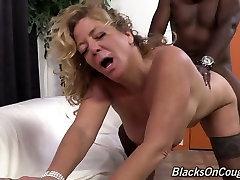 desi pakistani bhabhe slut Karen Summer fucked brutally in a doggy position
