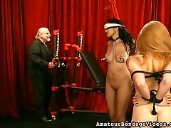 Self indulgent nymphos are actually really into BDSM