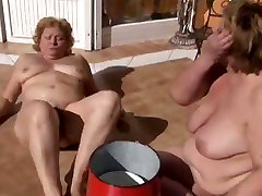 Disgusting plump black sex and pliz lesbians eat each others meaty cunts