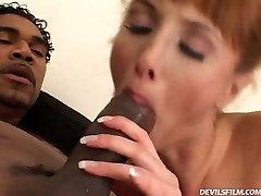 Fierce redhead MILF fucks dirty in hardcore xexx sex deflorationbig defloration clip