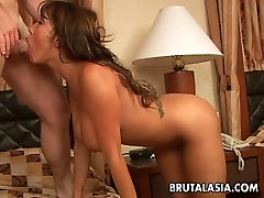 Super hot porn diva Ava Devine is brutally butt fucked