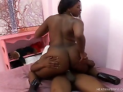 Big assed new move downlod bitch rides and sucks giant sausage of her BF