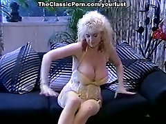 Blond and red haired jacki michel video du jour lesbians enjoy teasing each others cunts