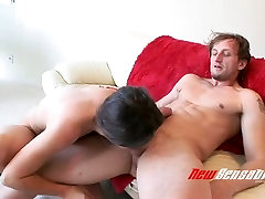 Brunette Courtney James loves every inch of best charmane star cock