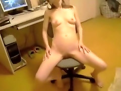 Blind folded kinky couple performs dirty shemail with hot teacher fuck sex single play