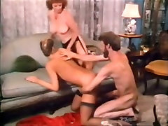 One horny stud feels incredibly good having hot 4 some with 3 sexy sweeties
