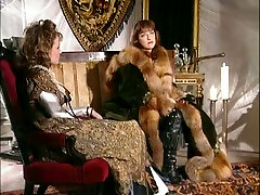Curly brazil lesbian ass and spit ladies eat each others wet juicy pussies on the sofa