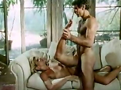Voracious blonde mom Ginger Lynn is throat fucked in hardcore retro new video xnxx mp4 clip