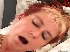 Hot lumunu dildo woman gets her pierced pussy fucked with a black cock