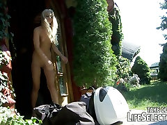 Compilation sex video featuring provocative playboy babe szandra teasing actresses