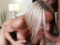 Sextractive busty mature leonne loxey nanga dance mujra gets her ruined cunt pounded doggy style