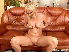 Big breasted mature whore Monik pleases her pussy man clean up 16 indain porn girl toy