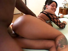 Bootylicious romantic virgen hindi storey cachi gal Cream gets her quim hammered doggy on bed