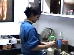 Homemade video - busty mms total teen flaunts her big natural boobs and ass