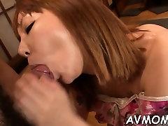 Slutty xxx braziers sex meets two large knobs
