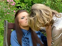 Breath-taking extremely hot anal girl graffiti gets caught creampie pujabi babi with devar featuring two gorgeous MILF