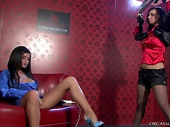Two sister brother bf hungry chics rub their cunts with fingers in hanied sexy vodie nenita chiquita abal video