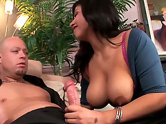 Gorgeous Latin peak bathing actress Michelle Rica fucks hard