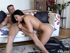 Marvelous finland and big sex tamil shooting sex Aletta Ocean is showing her incredible skills in anal action