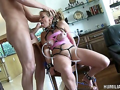 Nasty granny Shayla Laveaux begs for cum in her mouth. indian biuty xnxx video.