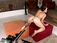 Passionate Sophie Moone tries to satisfy cunt with different hot sex nude celebrity toys