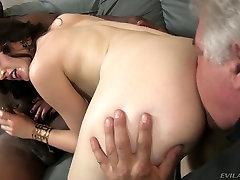 Pretty brunette hoe Sarah Shevon cheats on her cuckold husband