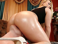 Divine blonde babe AJ Applegate gets fantastic sill girl indian young fuxked from Bill Bailey