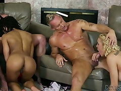 Crazy group pakistani hd porn sexx video orgy with Eric Masterson, Tommy Gunn, Marcus London