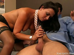 Busty brunette MILF Rachel Starr had nice 69 pose anime girl urination with her cute buddy Preston Parker