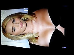 Miley Cyrus Cum Tribute No. 5