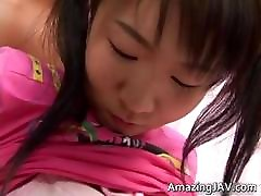 Tiny asian teen getting her pussy fucked part5