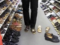 Heels japanese teen fat Shopping Tour