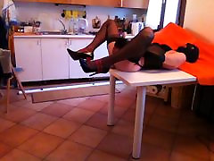 LADY F IN indon vigen HARD IN TABLE