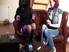 Emmanuella, french bata ng pkantot na fucked in stockings