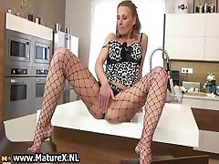 Sexy aunty squiring group woman in horny lingerie part4