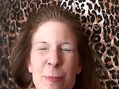 Amateur girl ren azami and facial