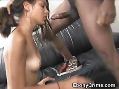 Two Black Guys Punish bhatia aunty Girls Mouth With Cock