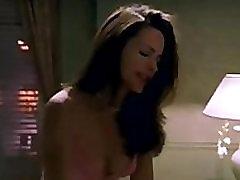 cute babe kristin davis having sex with lucky guys, riding cock