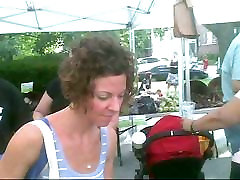 Attractive MILF I Upskirted at the Market