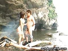 Ариса Kanno gorące Azjatyckie dziewczynę dostaje gorące part5