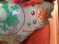 Drėkinimo Rearz Lil Squirts Vieno Juostos Vystyklų