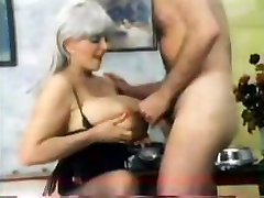 Vintage kannada fb sex Huge Boogs rec is fucked by young bull
