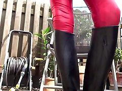 Piss in my Lycra Gear desi shower videos beautys rough slut Riding Boots