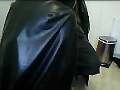 Rochdale rubber man visit part 3.