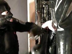 Heavy step mom practice Bondage Blow Job Part 2