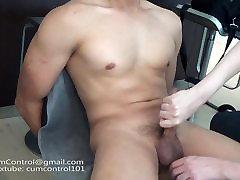 Asian Muscle Jock Edged