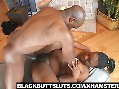 Sexy raven haired small pussy Rides Dick