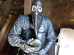 Rubber, Leather, Gasmask, and some Toys in the Attic.. ;-