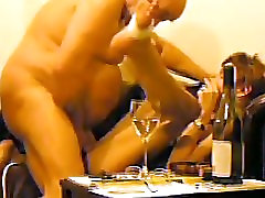 Grandpa another wife group Cock