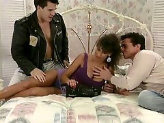 Sarah Young - Sarah fucked by two friends